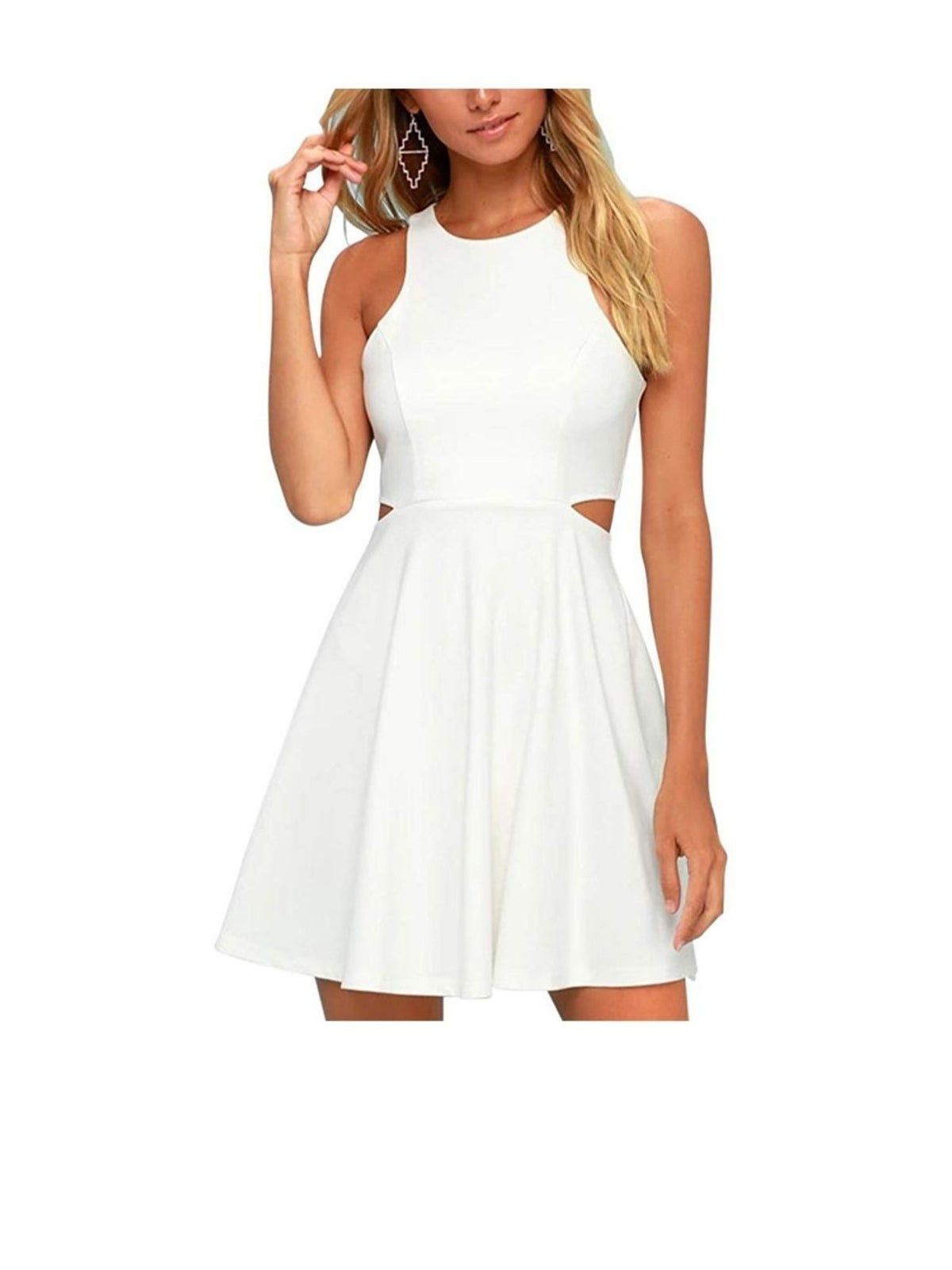 White Dress Dresses 8th Grade Graduation Dresses White Graduation Dress For 8th Grade [ 1601 x 1200 Pixel ]