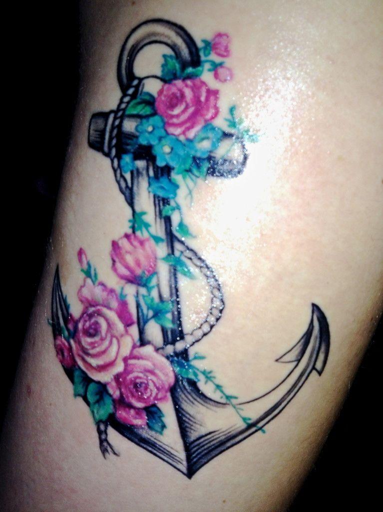 Wonderful-anchor-tattoo