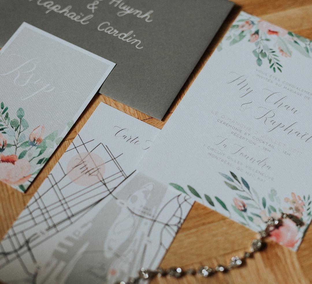 Wedding Invitation - Personalized - Custom Map - Wedding Direction ...