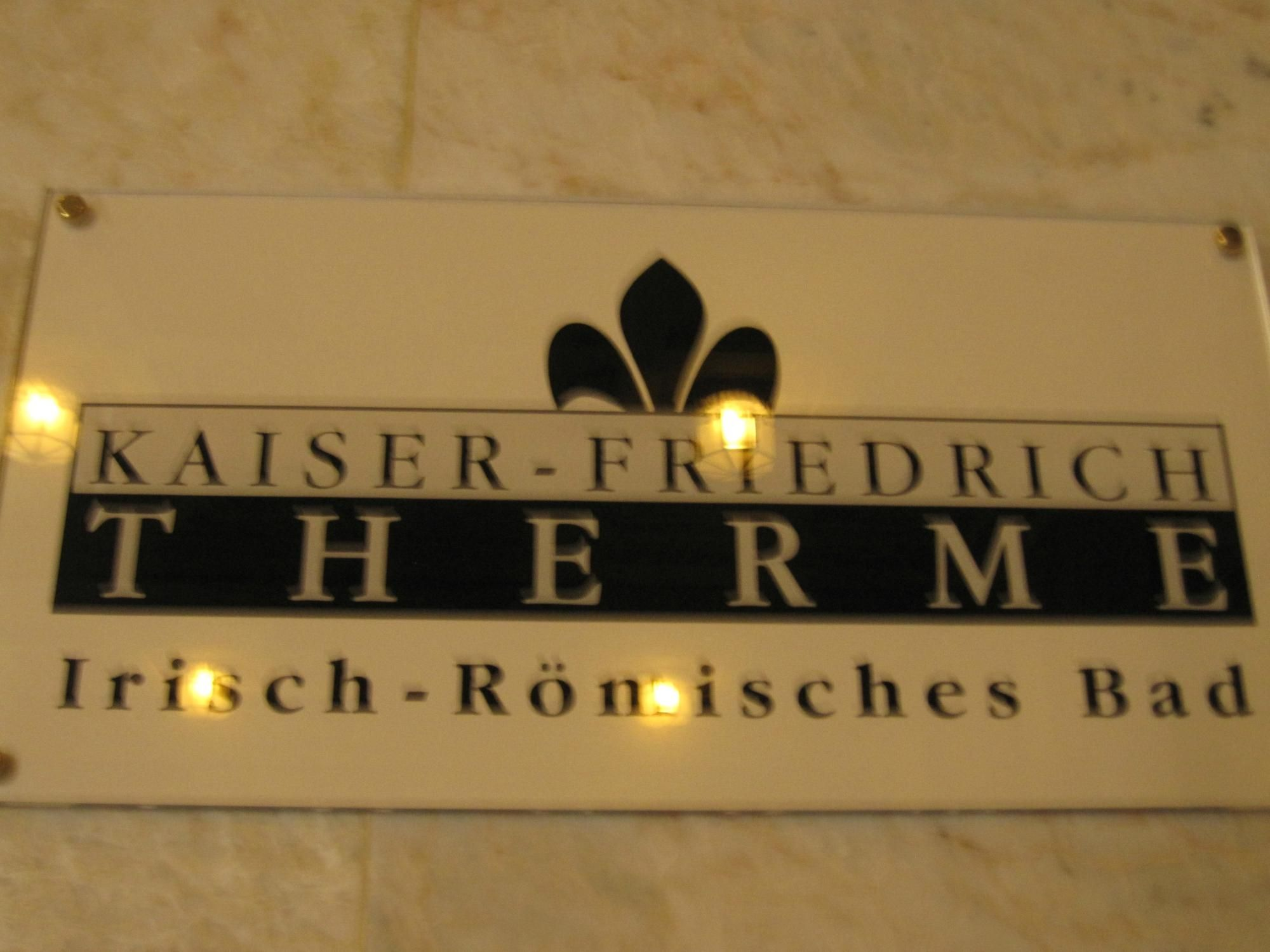 Kaiser Friedrich Therme (Wiesbaden) - All You Need to Know