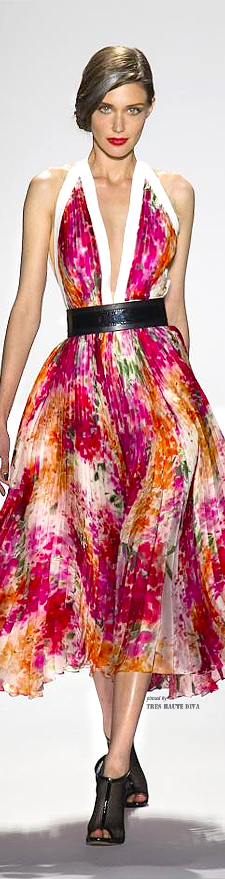 Carmen Marc Valvo Spring 2015 RTW | My Style | Pinterest ...