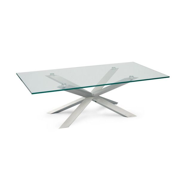 Twist Coffee Table Modern Coffee Tables Contemporary Coffee Table Rectangular Glass Coffee Table