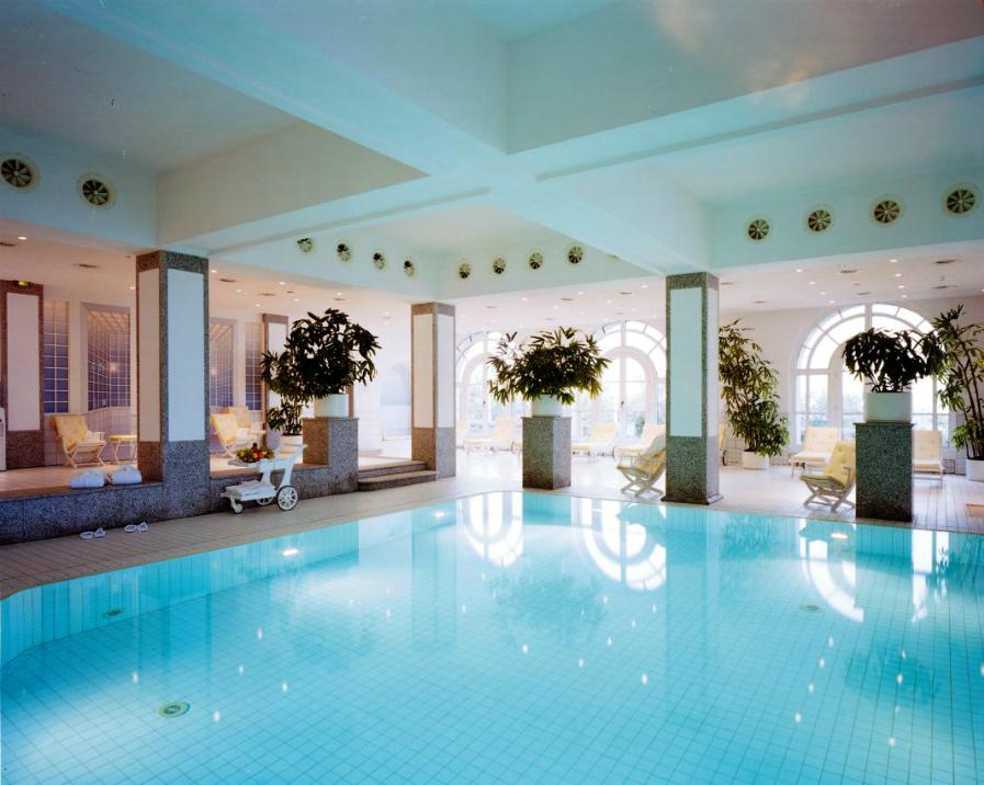 Hotel Bonn Konigswinter Pool Spa Bonn Hotel