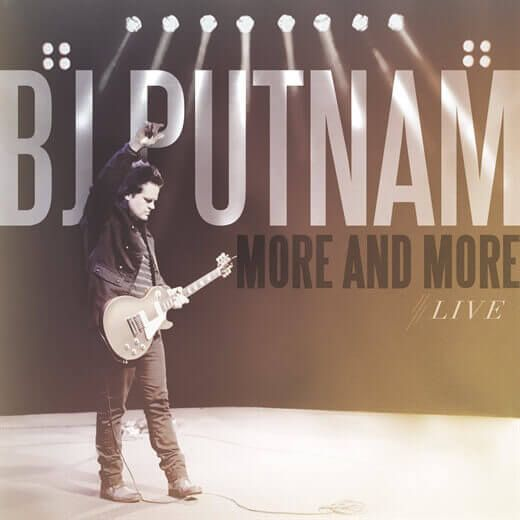 Here for You By BJ Putnam from More and More MultiTracks