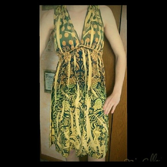 !ONLY $5! Eneworld Dress Perfect condition. Very smooth and comfortable material. Eneworld Dresses Midi