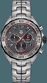 Reloj Tag Heuer Formula 1 de acero, cronógrafo, para hombres