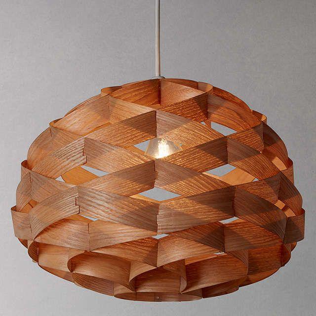 John Lewis Amp Partners Alvin Easy To Fit Wood Veneer