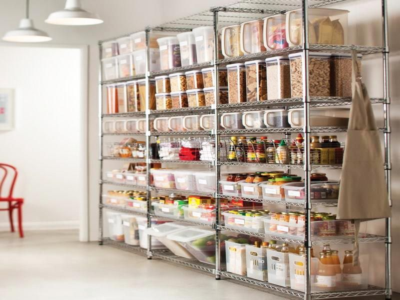 Restaurant Kitchen Racks tips for organizing a walk in freezer or refrigerator the with