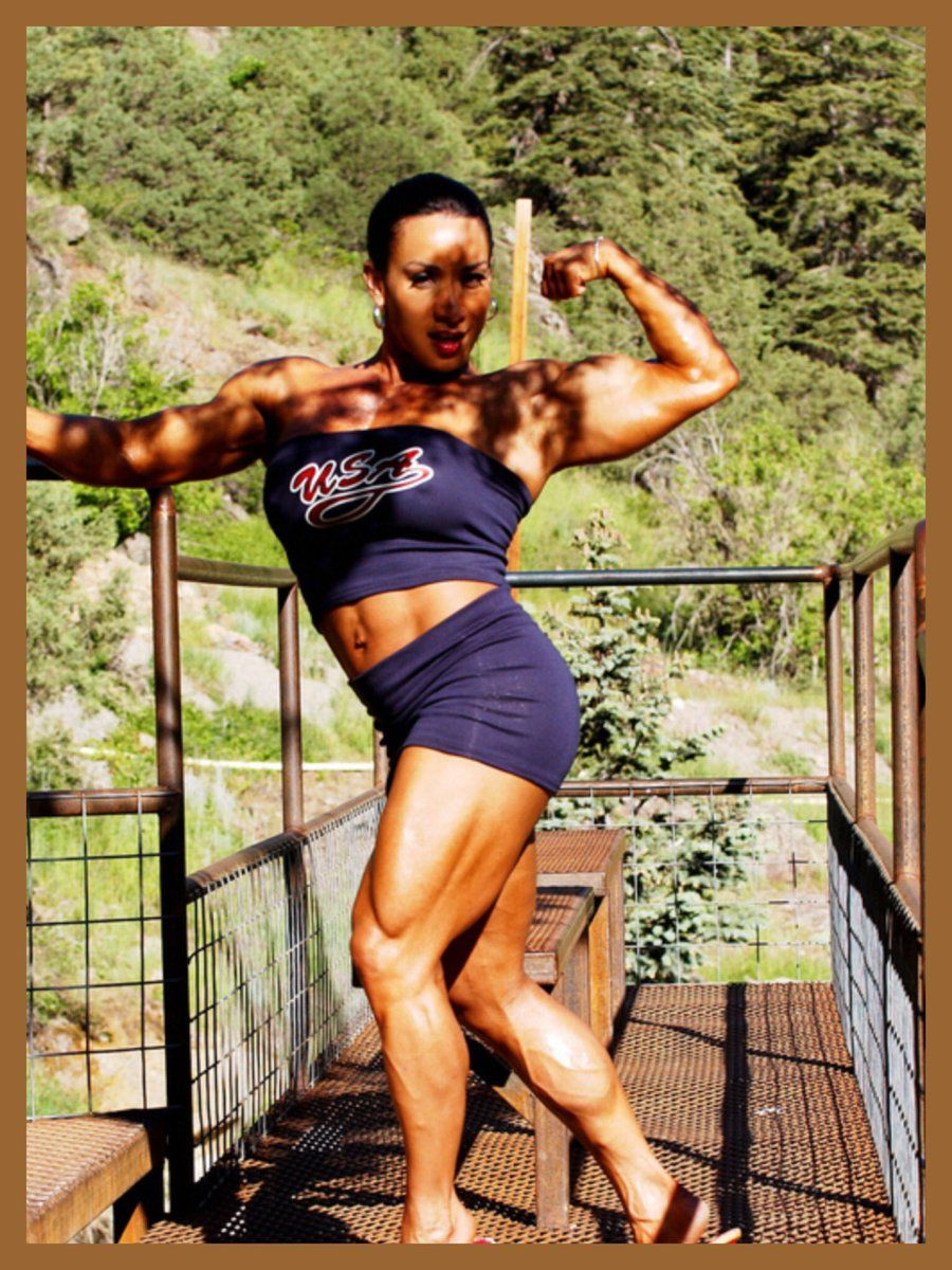 Denise Masino | Chiseled!!! | Muscular women, Fashion ...