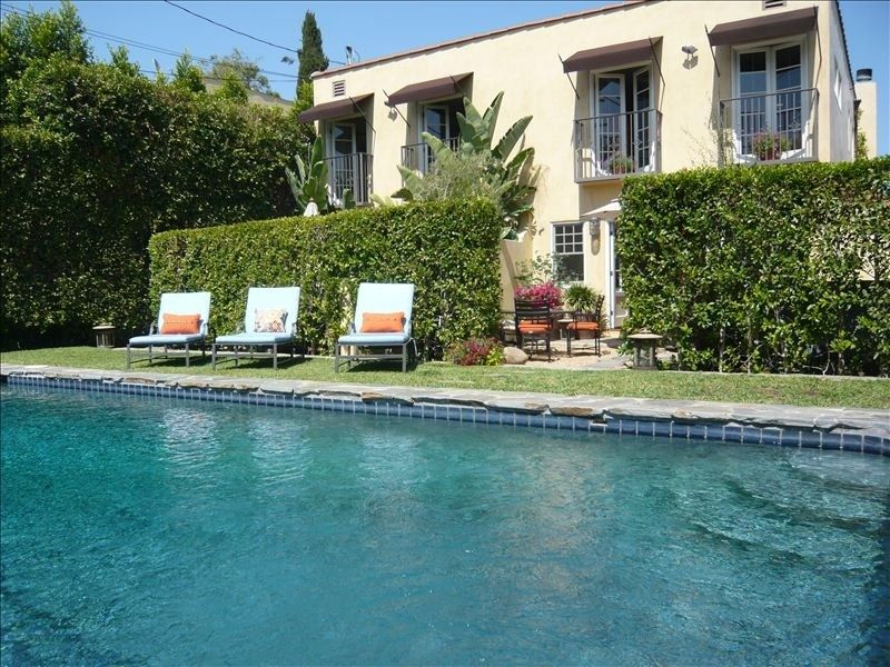 townhome vacation rental in larchmont los angeles ca usa from
