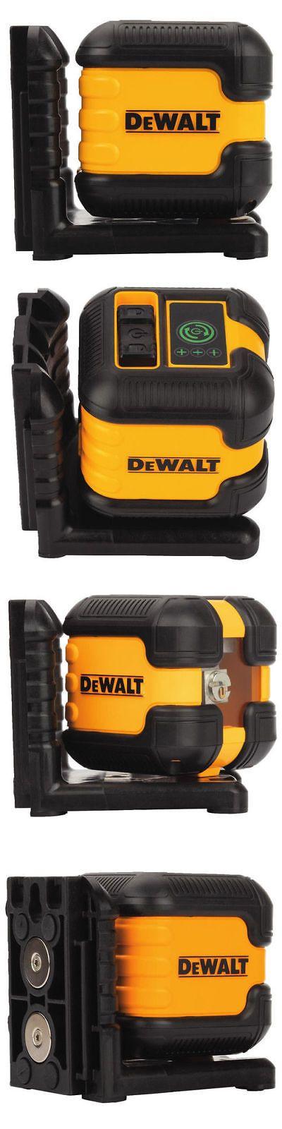 Dewalt Green Cross Line Laser Level Tool Only Dw08802cg New Laser Levels Dewalt Measuring Tools