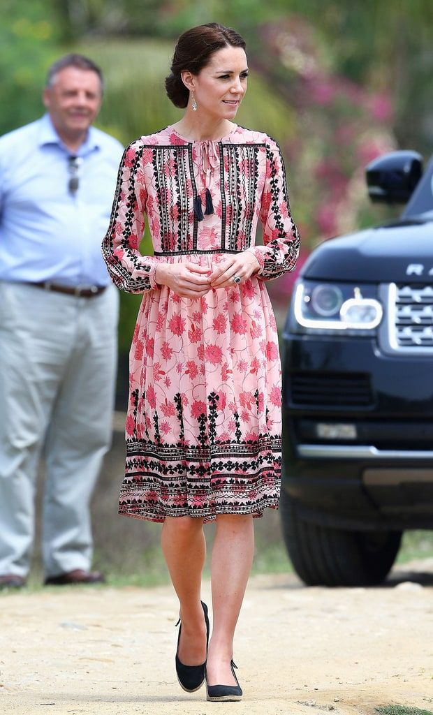 Embroidered Beauty - #kate #topshop