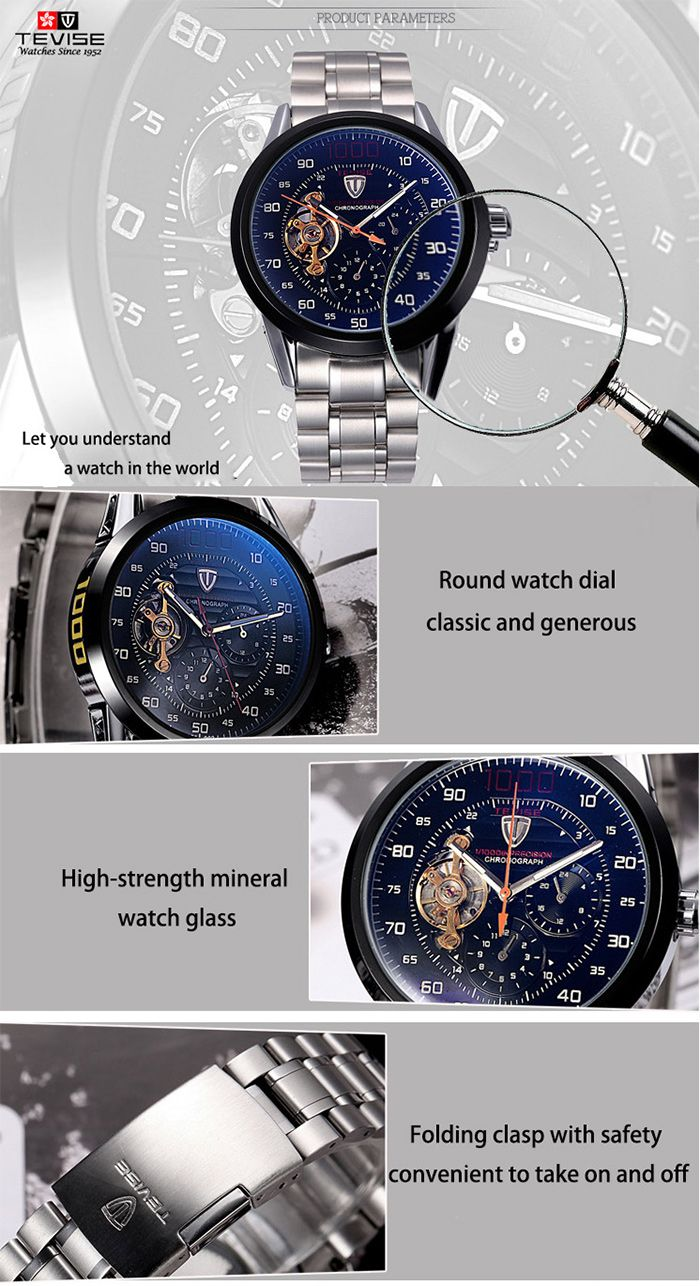images?q=tbn:ANd9GcQh_l3eQ5xwiPy07kGEXjmjgmBKBRB7H2mRxCGhv1tFWg5c_mWT Automatic Mechanical Watch Gearbest