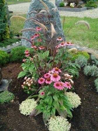 Grabpflege Grabbepflanzung - Grabpflege Andrea Becher 57610 Altenkirchen 57537 Wissen #grabbepflanzungherbst