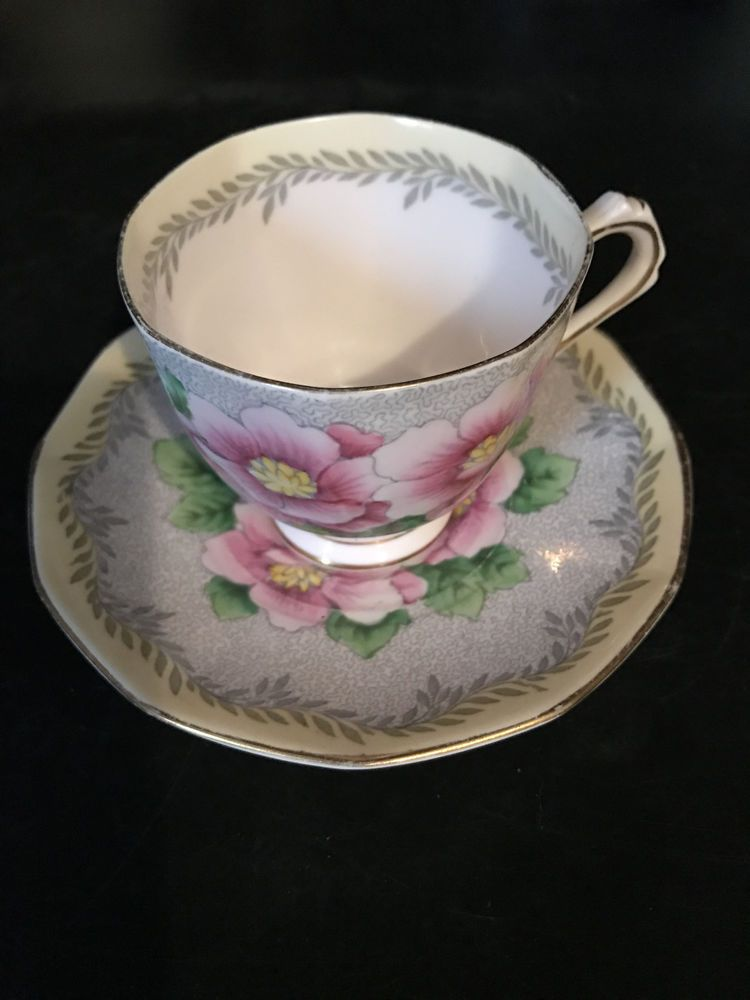Made in England Tuscan Fine English Bone China Cup and