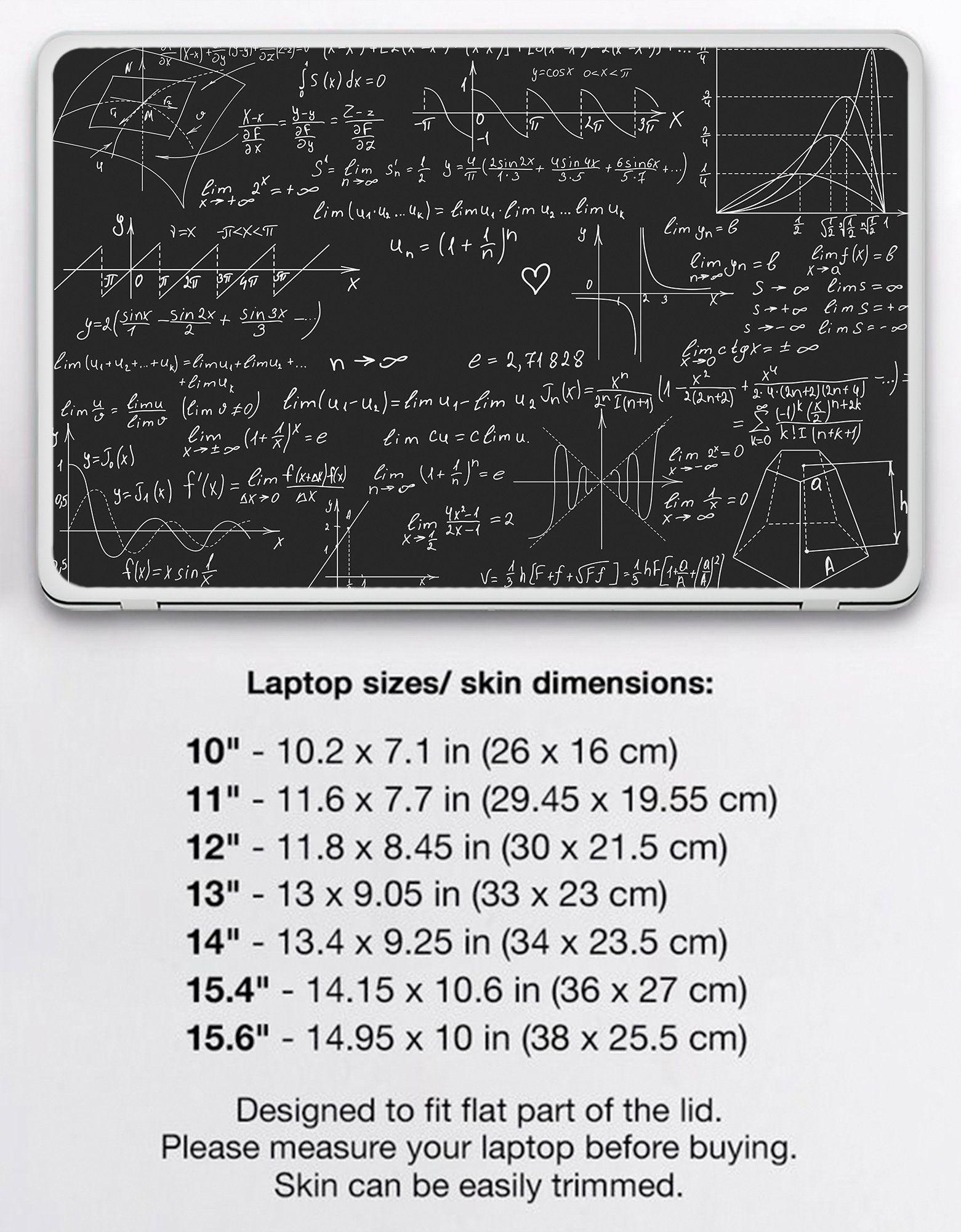 Image 1 Laptop Skin Skin Science Etsy