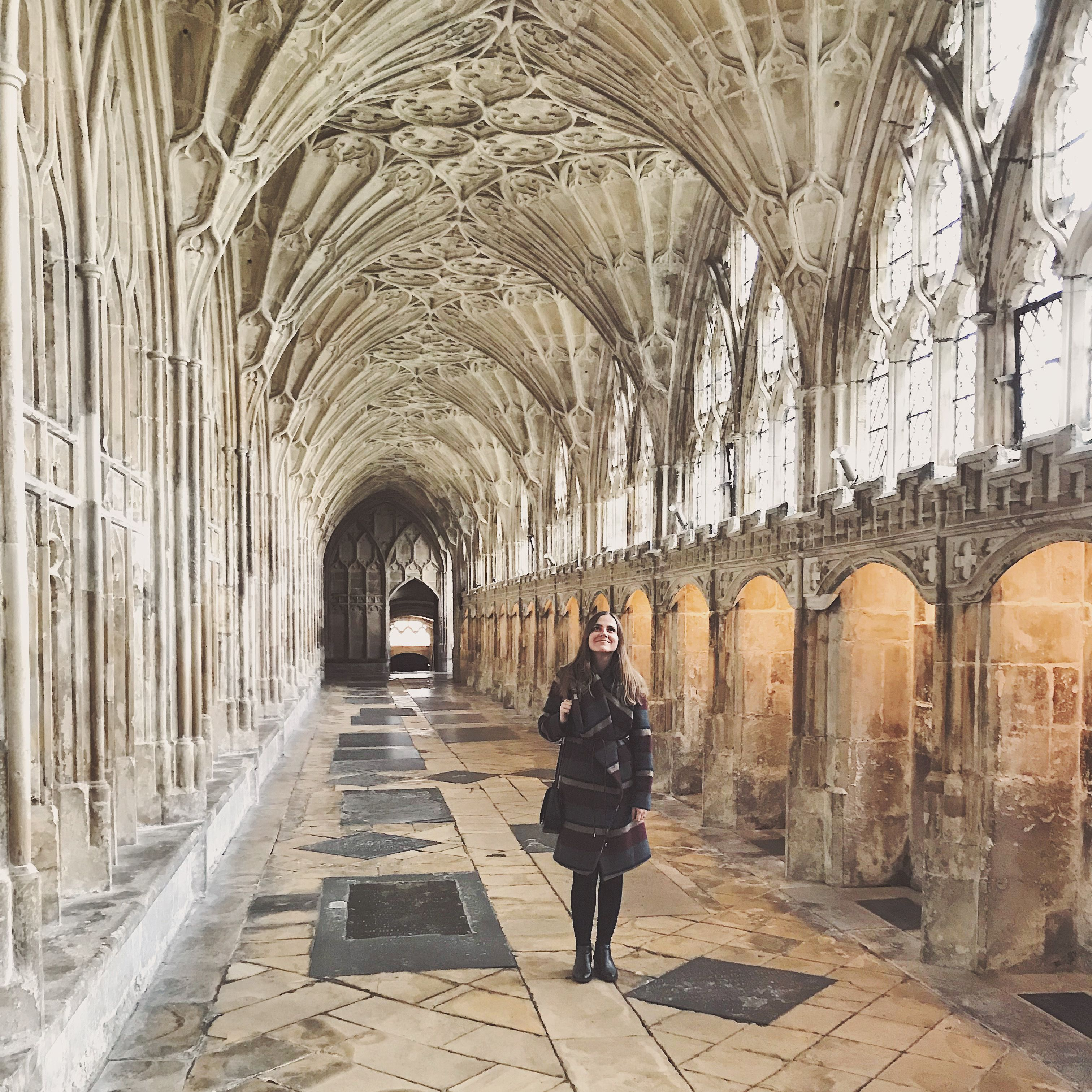 Gloucester Cathedral Secret Life Harry Potter Filming Locations