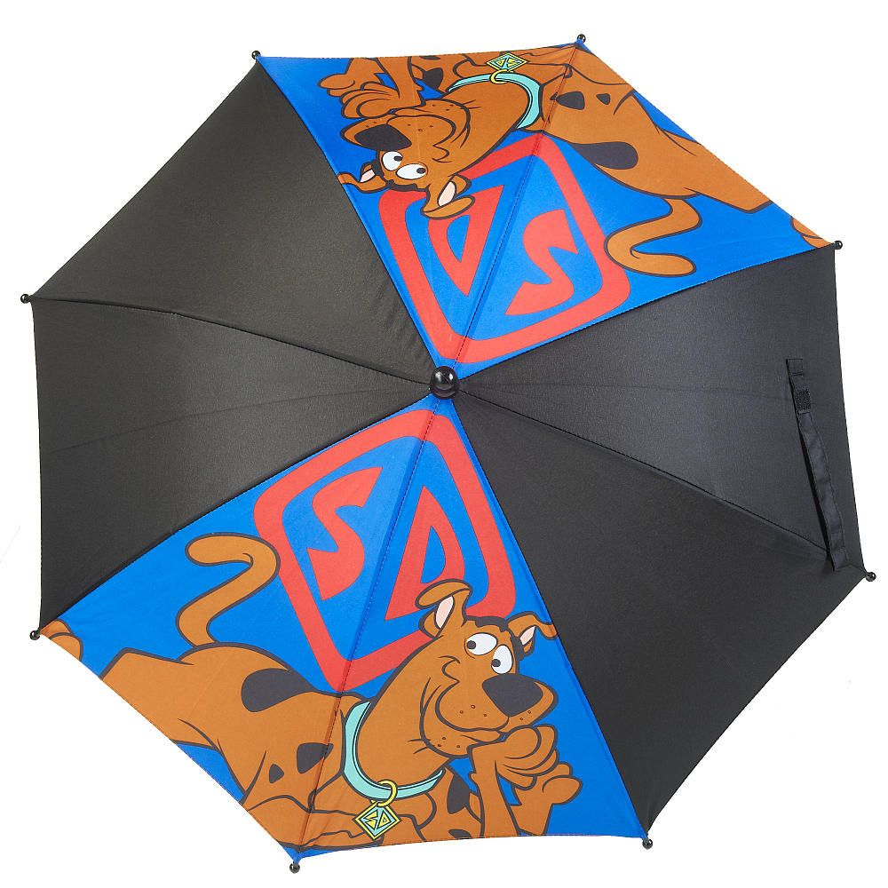 New Sesame Street Elmo Collapsible Umbrella With 3D Handle
