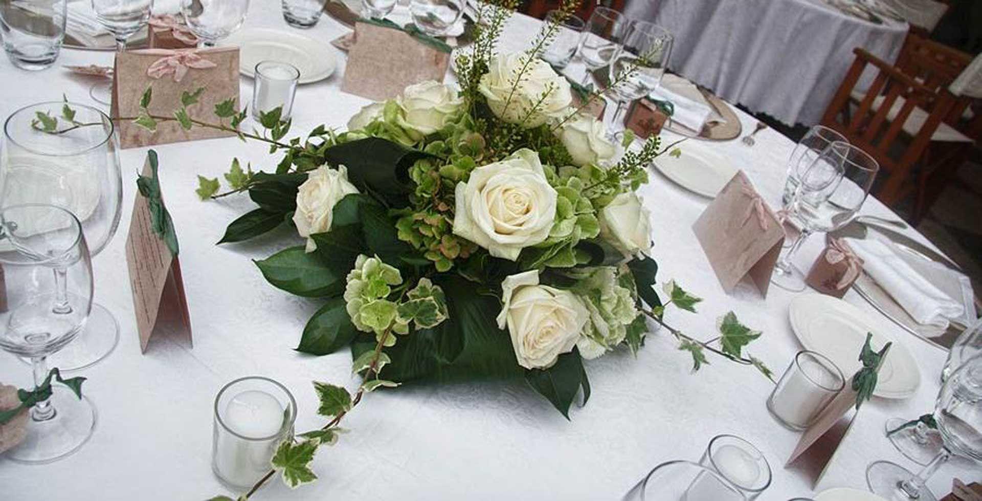 Centrotavola Composizione Floreale Shabby Chic Matrimonio Matrimonio Shabby Chic Fiori Per Matrimoni