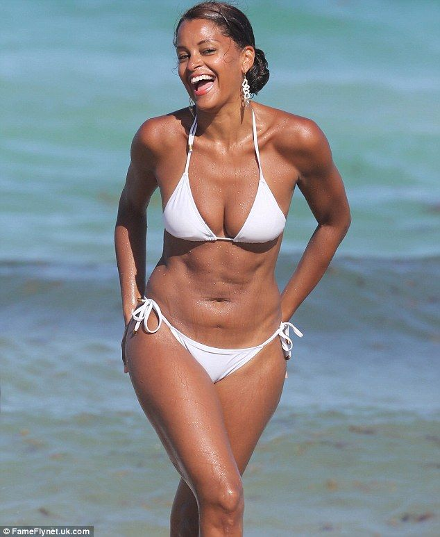 Bikini girl model young