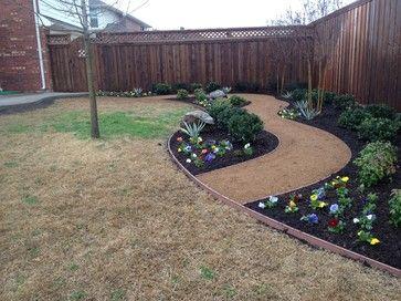 Frisco Landscape Traditional Landscape Dallas Backyard Creations Llc Backyard Landscaping Backyard Traditional Landscape