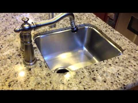 Can I Replace An Undermount Sink In A Granite Top Without Breaking The Granite Are You Wondering If You Replacing Kitchen Sink Sink Kitchen Sink Organization