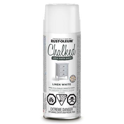 Rust Oleum Spray Paint 30282 Chalked 312g Ultra Matte In