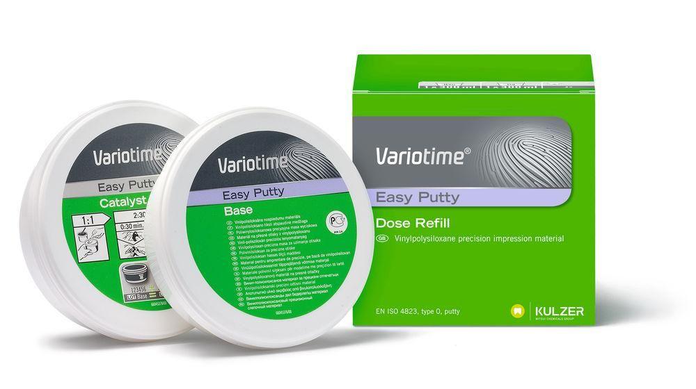 KULZER VARIOTIME EASY PUTTY & LIGHT FLOW Dental, Dental