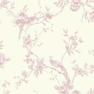 Opera Chinoise Wallpaper Pink From Homebase Co Uk Teal Wallpaper Pink Wallpaper Home Art