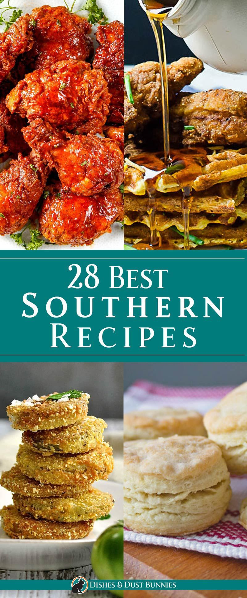 Photo of 28 Best Southern Recipes