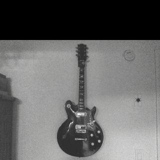 My Dad's Les Paul