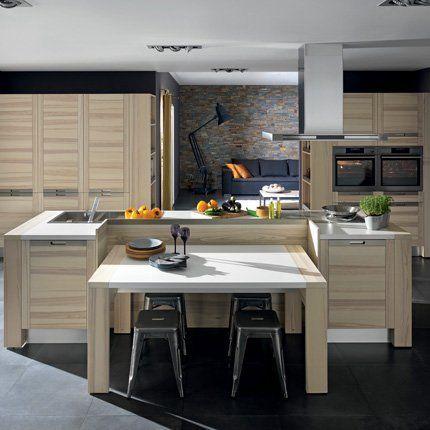 Idée relooking cuisine – 12 modèles de cuisine qui font la tendance ...