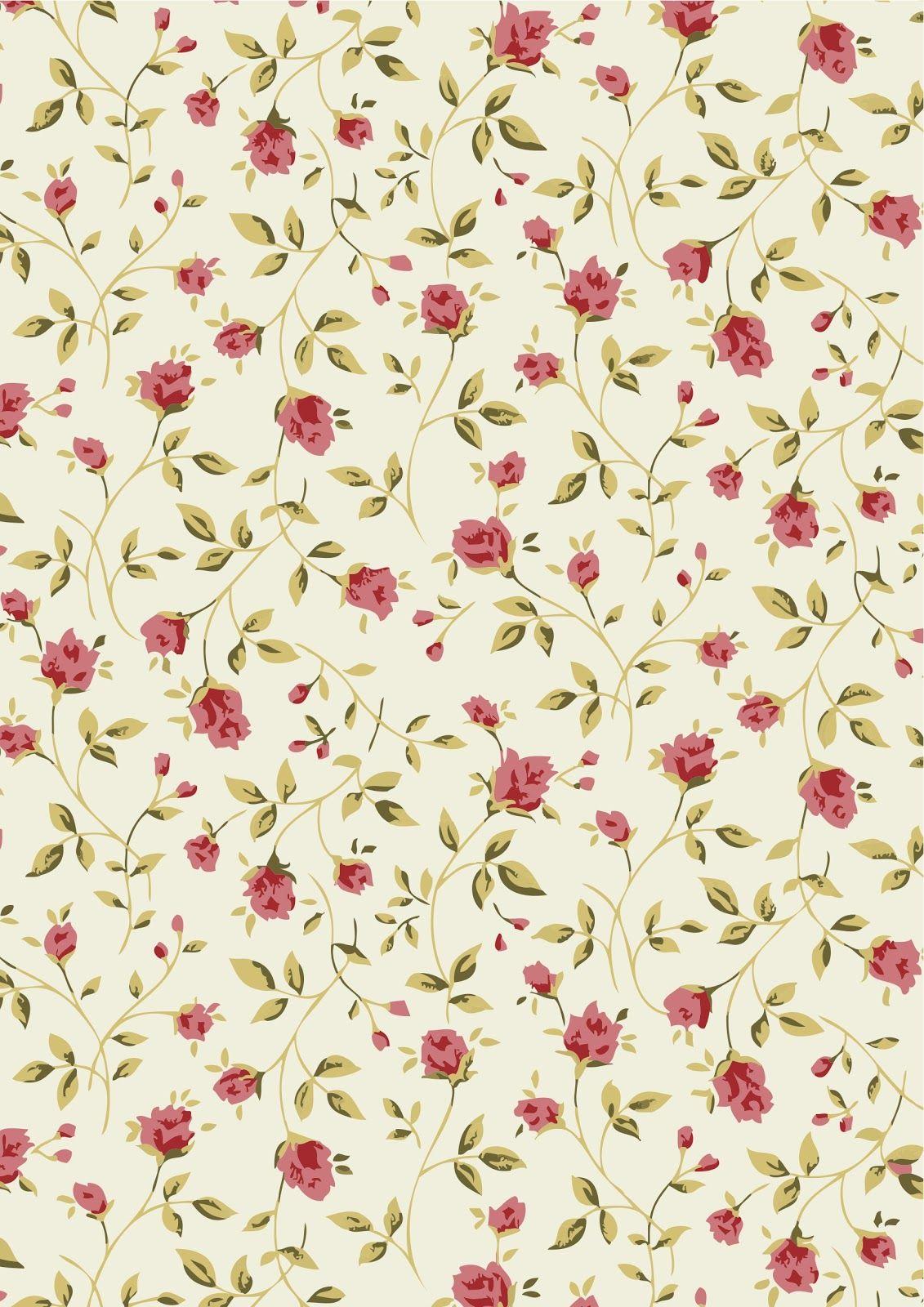 Pingl par chanchan sur papiers fleurs pinterest - Pinterest papier peint ...