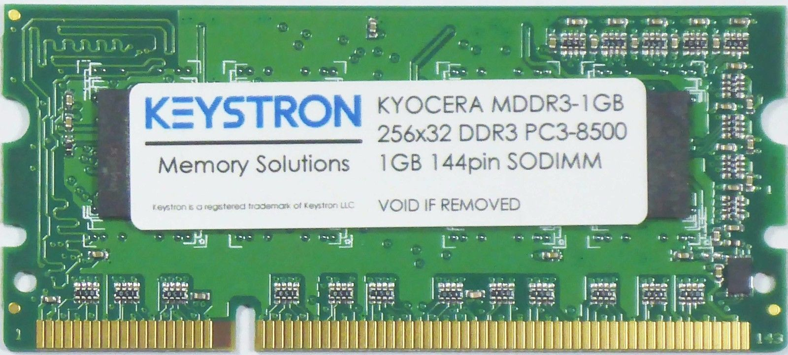 1GB DDR3 144Pin MDDR3-1GB memory for Kyocera ECOSYS Laser Printers 870LM00097