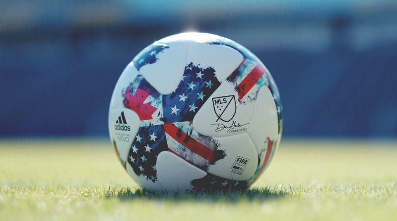 Nativo  Bola da MLS 2017  e794839288c45