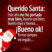 Frases Cortas De Navidad Graciosas.Querido Santa Navidad Humor Chistes Navidenos Y Chistes