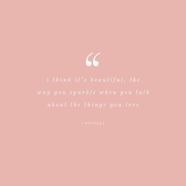 Lovely Quotes IX — Bea & Bloom