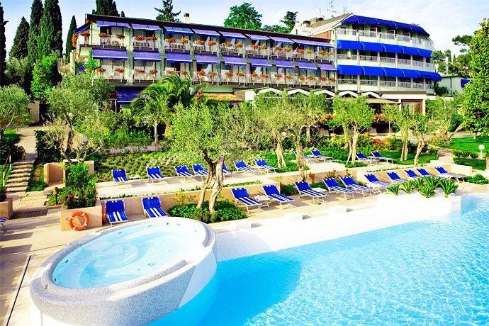 Club Hotel E Residence La Vela Torbole Garda Lake Lago Di Gardasee Lac De Garde Gardameer Gardasøen Jezioro Ga