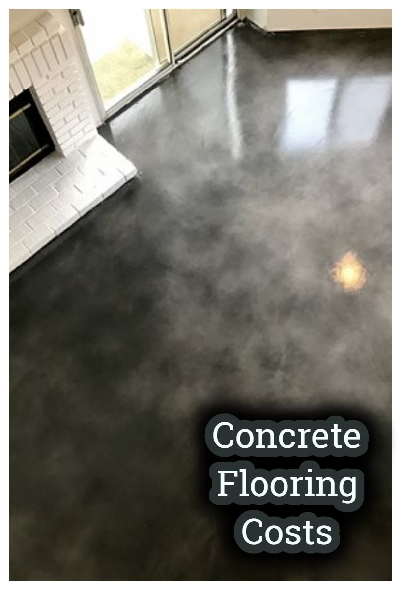 Concrete Flooring Cost Polished Stained Prices Flooring Cost