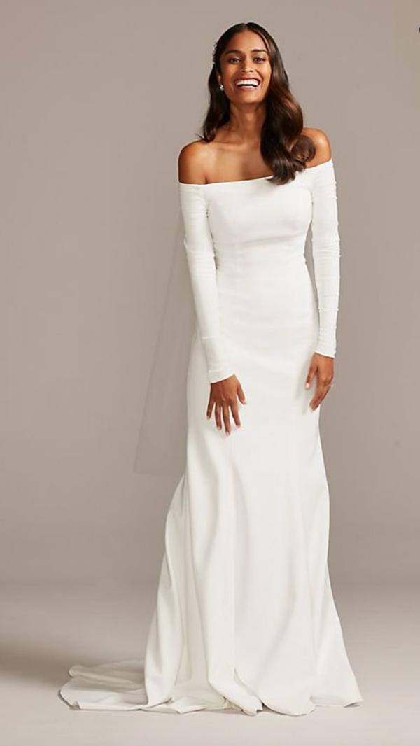 Rate These Wedding Dresses And We Ll Reveal Your Dream Wedding Aesthetic En 2021 Vestidos De Novia Talla Pequeña Vestidos De Novia Sencillos Vestidos Largos Para Boda