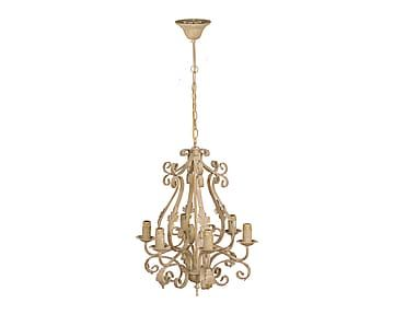 Hanglamp Femke, naturel, B 43 cm