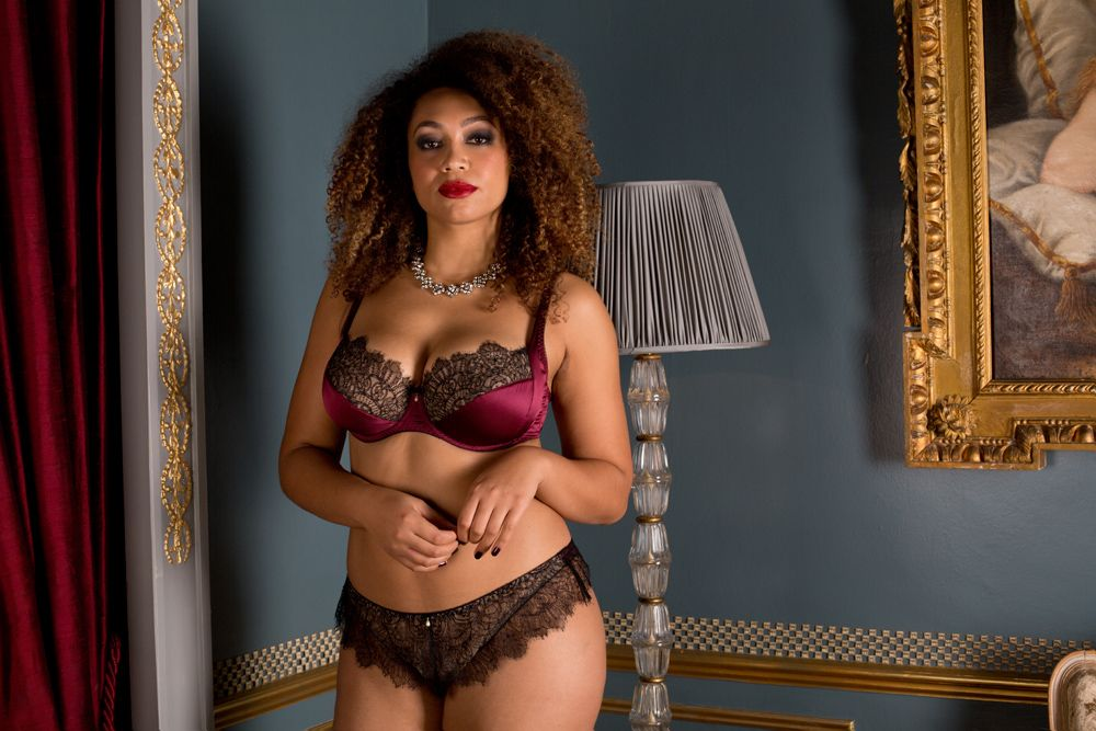 5007d3ab1 Eleanor Damson Collection by Harlow   Fox for fuller bust