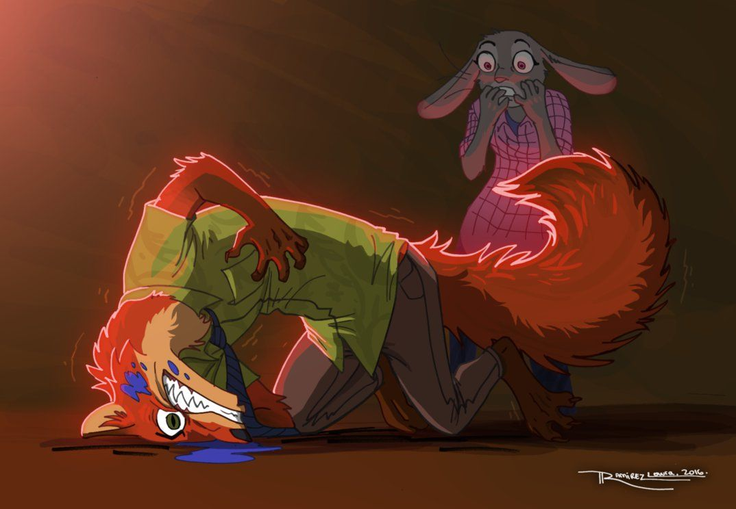 Stories: Two Crimson Paws And For Them Both   Zootopia News Network