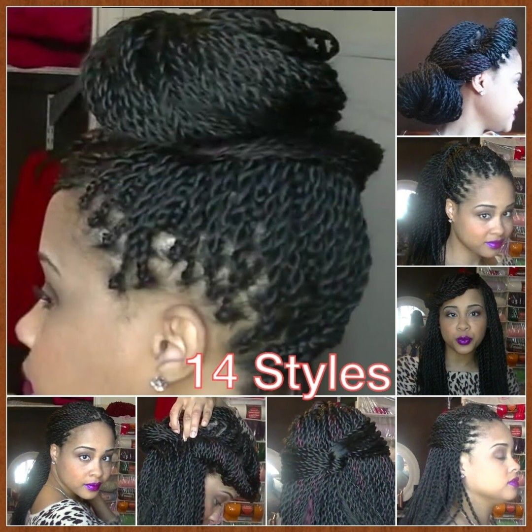 Styling Senegalese Twists Video  Videos Twists and Senegalese twists
