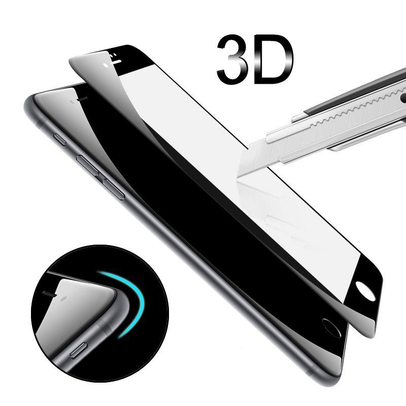3D Curved Edge Screen Protector For iPhone