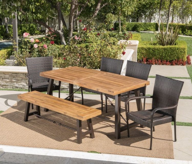 Pin By Margaret Jackins On Deck And Patio Patio Furniture For Sale Patio Dining Set Outdoor Patio Furniture