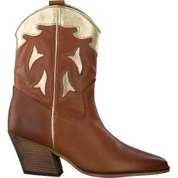 Photo of Deabused Stiefeletten 6010 Cognac Damen Deabused