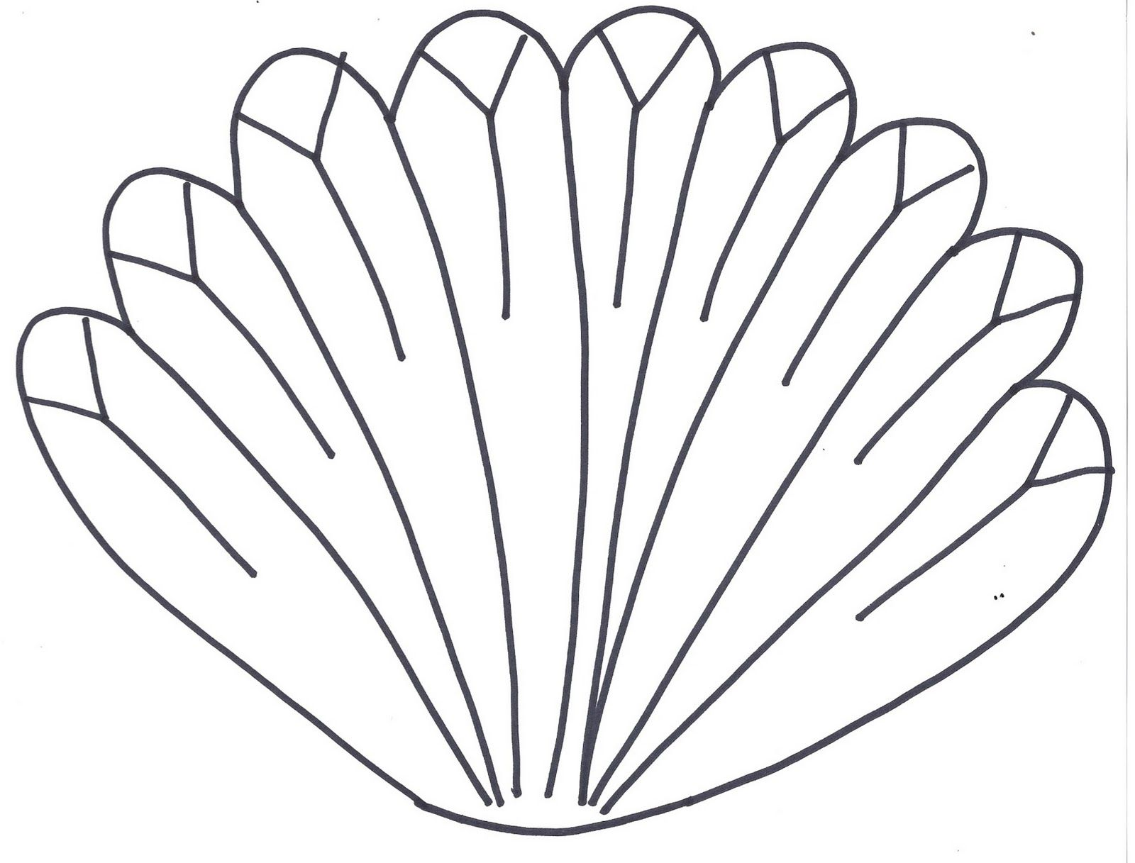 Uncategorized Turkey Feathers Coloring Pages primarily singing a rafter of turkeys hair pinterest turkey feather coloring page
