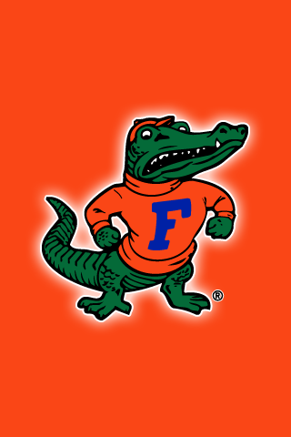 Florida Gators Iphone Wallpapers For Any Iphone Model Florida Gators Wallpaper Florida Gators Football Gator