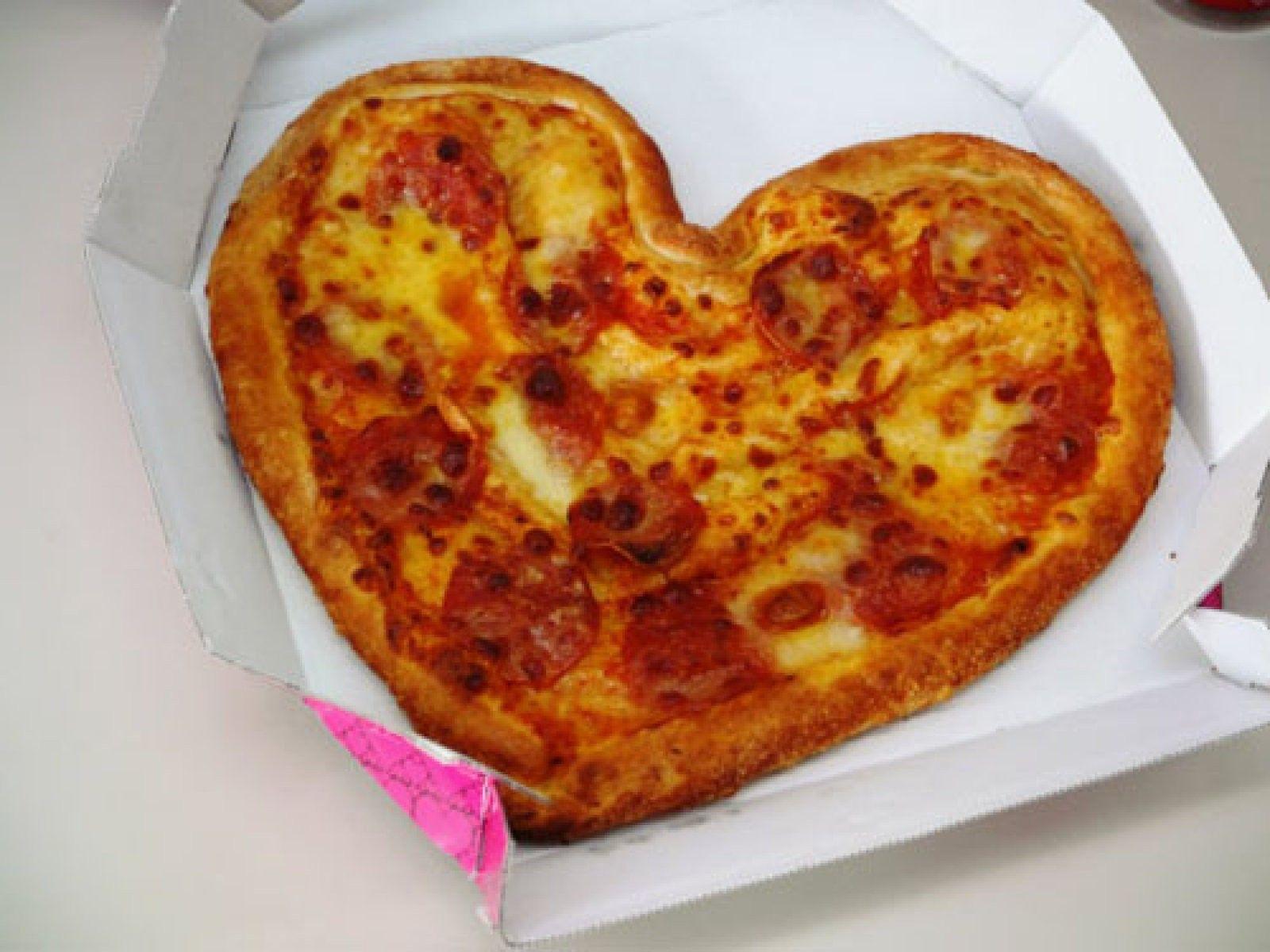 10 ideas originales para San Valentín Comida creativa